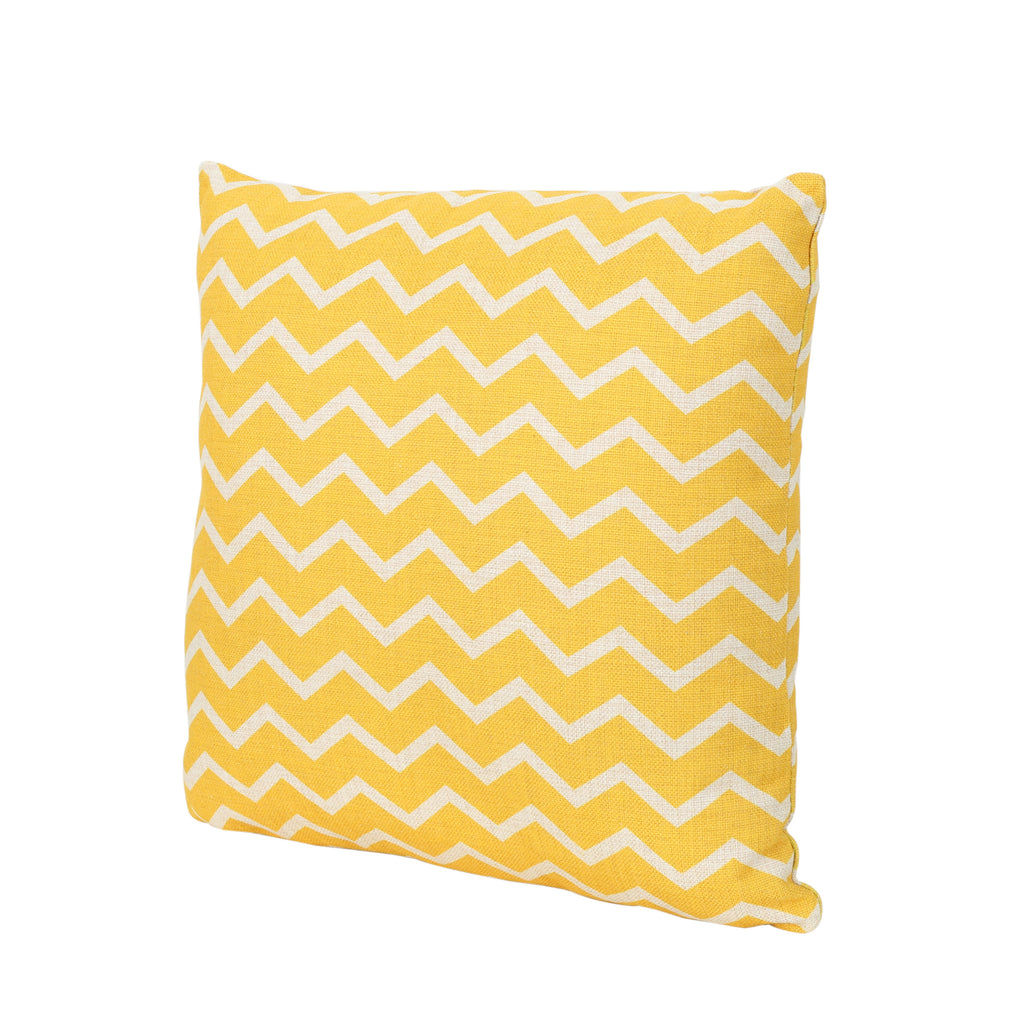 "Mavis Lagoon Outdoor Water Resistant 18"" Square Pillow"