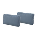 "Kimani Indoor Rectanglular Water Resistant 12""x20"" Lumbar Pillows"