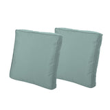 "Kimani Indoor Square Water Resistant 18"" Throw Pillows"