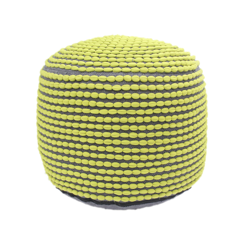 Katherine Bruce Water Resistant 2' Ottoman Pouf