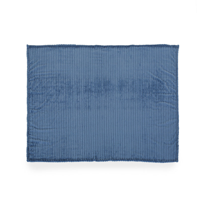 Desdemona Modern Fabric Throw Blanket