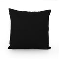 Cytheria Modern Fabric Throw Pillow Cover (No Filling), Black and White Checkerboard