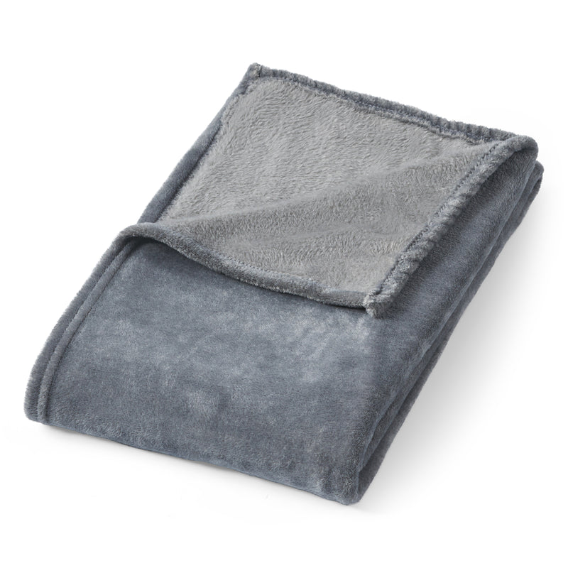 Jaelynn Flannel Throw Blanket