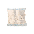 Stacy Boho Cotton Pillow Cover (Set of 2)