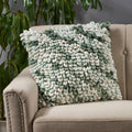 Nina Boho Fabric Throw Pillow