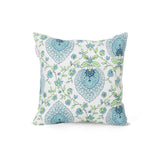 Camille Modern Throw Pillow Cover, Multicolor Print