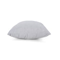 Andrea Outdoor Modern Square Water Resistant Fabric Pillow (Set of 2), Beige