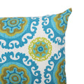 Chris Modern Throw Pillow Cover (Set of 2), Multicolor Print