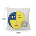 Kaysn Cotton Pillow Cover (Set of 2)