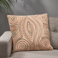 Cambrielle Cotton Throw Pillow