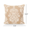 Sathvik Cotton Throw Pillow