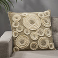 Xinyu Boho Cotton Throw Pillow