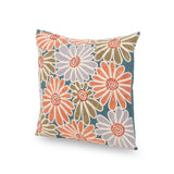 Realynn Modern Cotton Throw Pillow