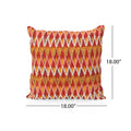 Millian Boho Cotton Pillow Cover