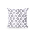 Asja Modern Fabric Throw Pillow