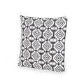 Cantrell Modern Fabric Throw Pillow Cover (Set of 2)