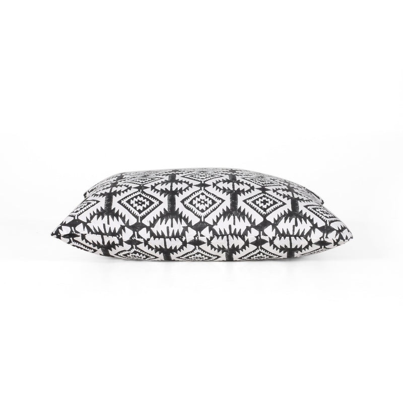 Cantrell Modern Fabric Throw Pillow Cover