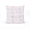 Keiko Modern Fabric Throw Pillow Cover