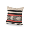 Salome Boho Cotton Throw Pillow