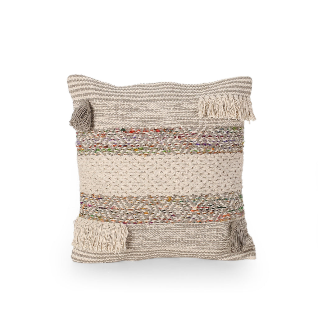 Prudence Boho Pillow Cover