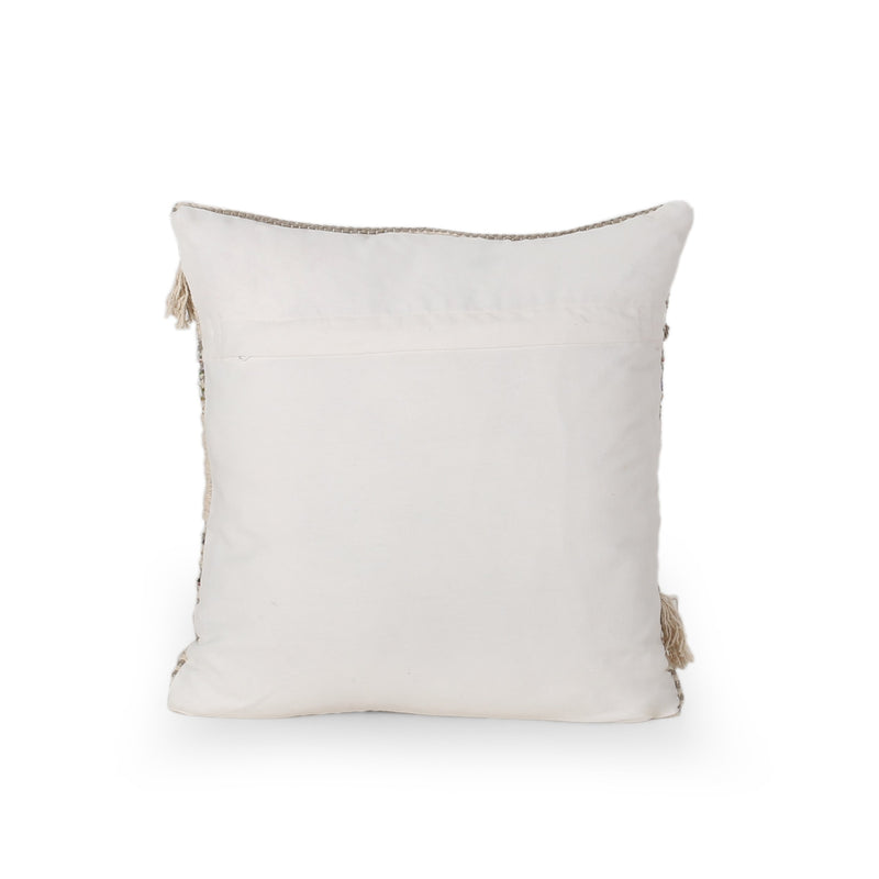 Prudence Boho Throw Pillow
