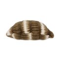 Angelina Modern Throw Pillow Skin, Light Brown