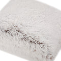 April Modern Throw Pillow, White