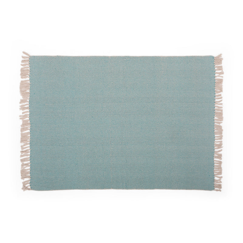 Jash Boho Cotton Throw Blanket