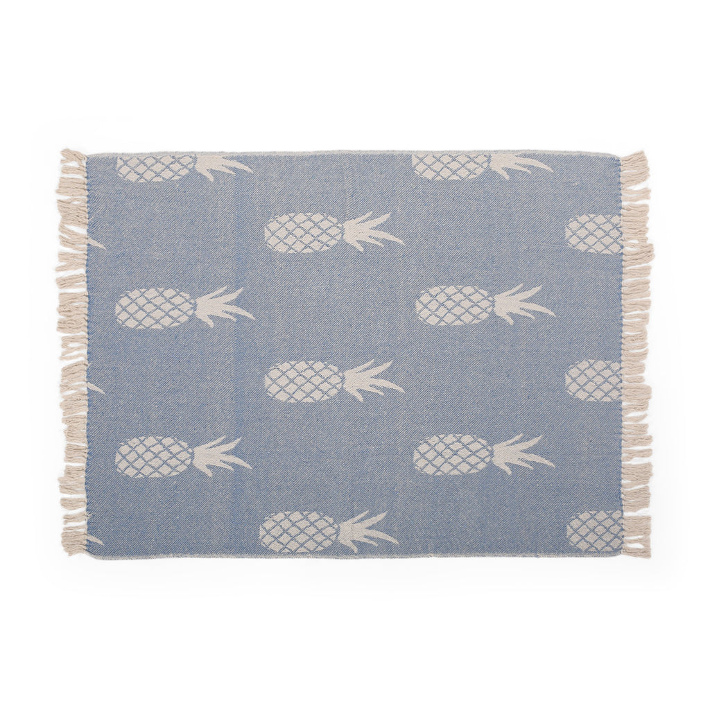 Amaro Boho Cotton Throw Blanket