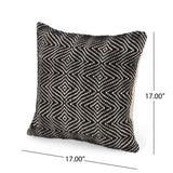 Mehnoor Throw Pillow
