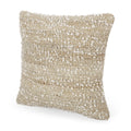 Anifer Hand-Woven Boho Throw Pillow