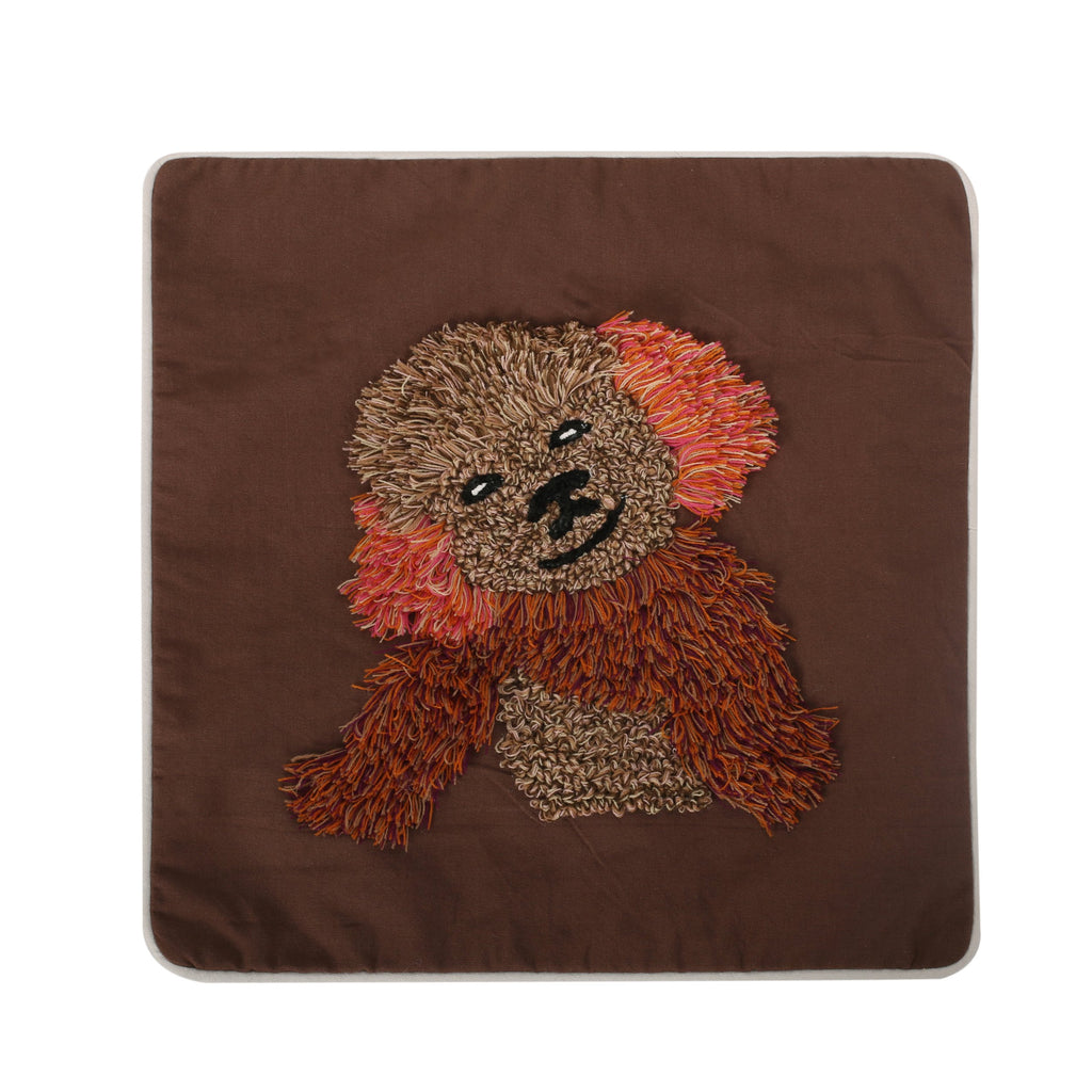 Malery Dog Pillow Cover