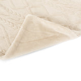 Alric Faux Fur Throw Blanket