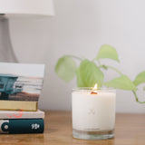 Cucumber Sweetgrass Soy Candle