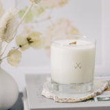 Oakmoss + Leather Soy Candle