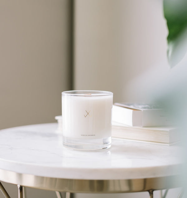 Vanilla Lavender Soy Candle
