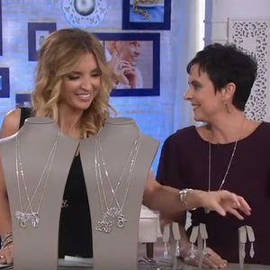 Sterling Silver Spoon Earrings on QVC