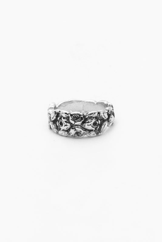Rosemary Sterling Ring