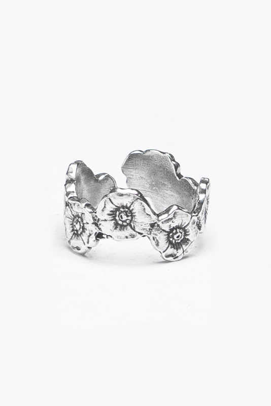 Penelope Ring - Silver Spoon Jewelry