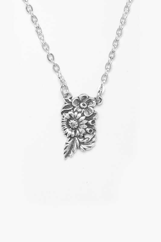 Cecilia Necklace - Silver Spoon Jewelry