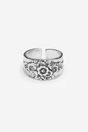 Eliza Ring - Silver Spoon Jewelry