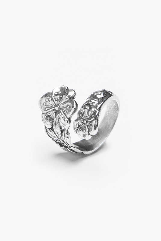 Beatrice Ring - Silver Spoon Jewelry
