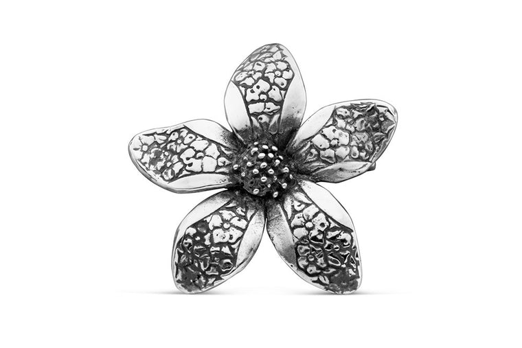 Elizabeth Flower Brooch Pin