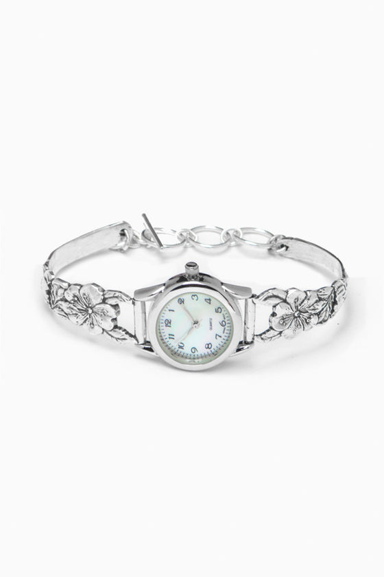 Beatrice Watch - Silver Spoon Jewelry
