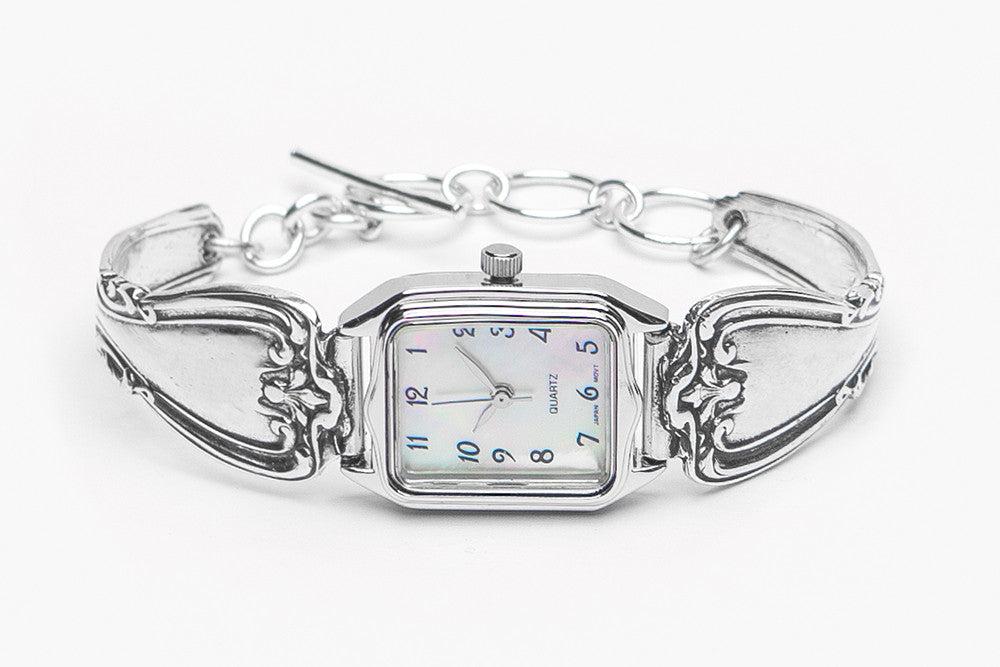 Daphne Watch - Silver Spoon Jewelry