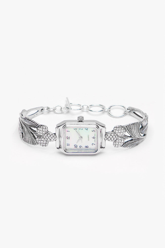 Edith Watch - Silver Spoon Jewelry