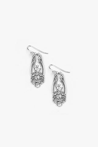 Lady Helen Spoon Earrings