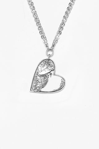 Julia Heart Necklace