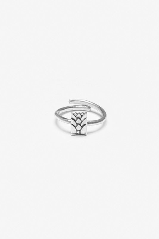 Katerina Sterling Ring - Silver Spoon Jewelry
