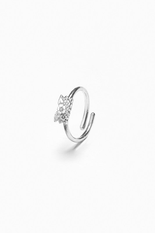 Desiree Sterling Ring - Silver Spoon Jewelry